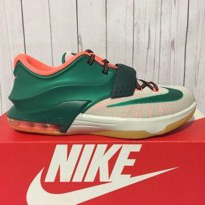 Nike KD 7 Basketball 669942-301 Kevin Durant 6Y